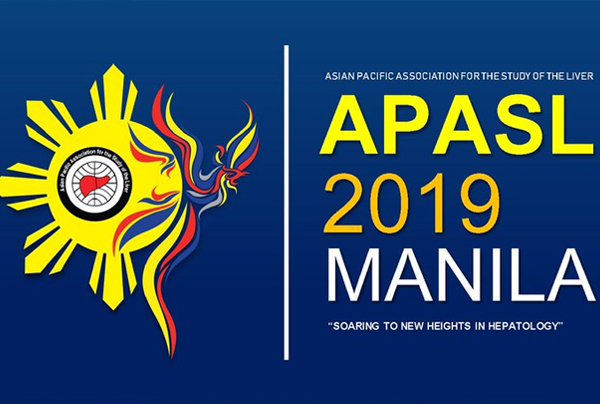 Asian Pacific Association for the Study of the Liver Annual Convention, February 20-24, 2019