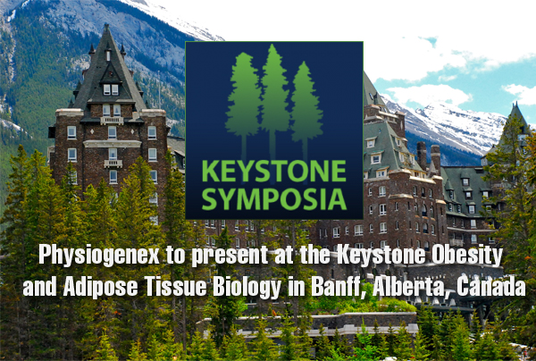 Physiogenex presents the 3-week NASH mouse at Keystone Symposia on Obesity and NAFLD
