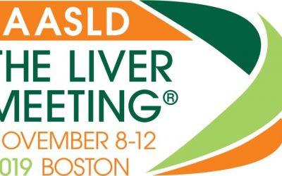 AASLD Liver Meeting (November 8-12) in Boston, Massachusetts